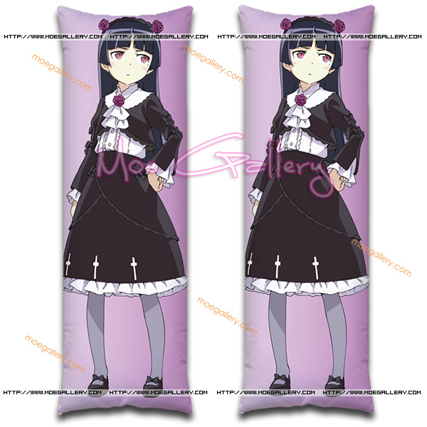 My Little Sister Can't Be This Cute Ruri Goko Black Cat Body Pillows 02