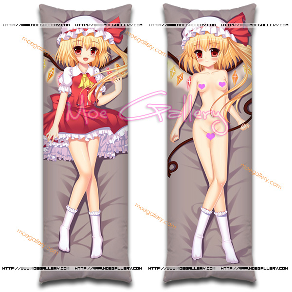 Touhou Project Flandre Scarlet Body Pillows 01