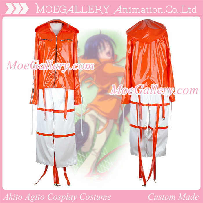 Air Gear Cosplay Akito Agito Costume