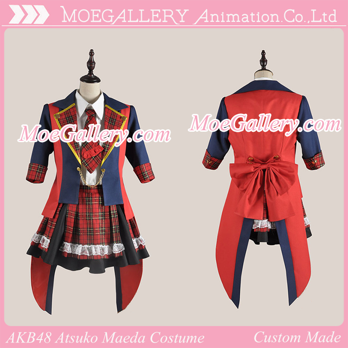 AKB0048 Atsuko Maeda Cosplay Costume