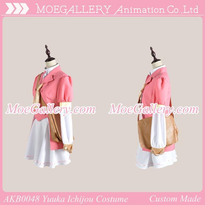 AKB0048 Yuka Ichijo Cosplay Costume