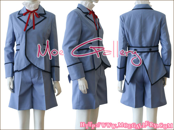 Cluster Edge Cosplay Uniform Fon Aina Sulfur Costume