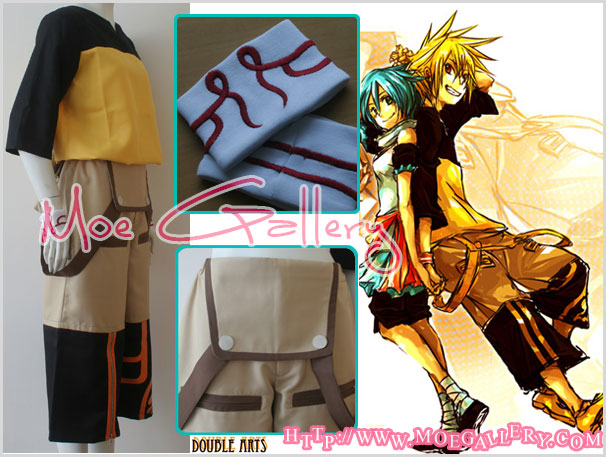 Double Arts Kiri Cosplay Costume