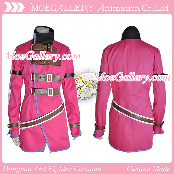 Dungeon And Fighter Cosplay Costume