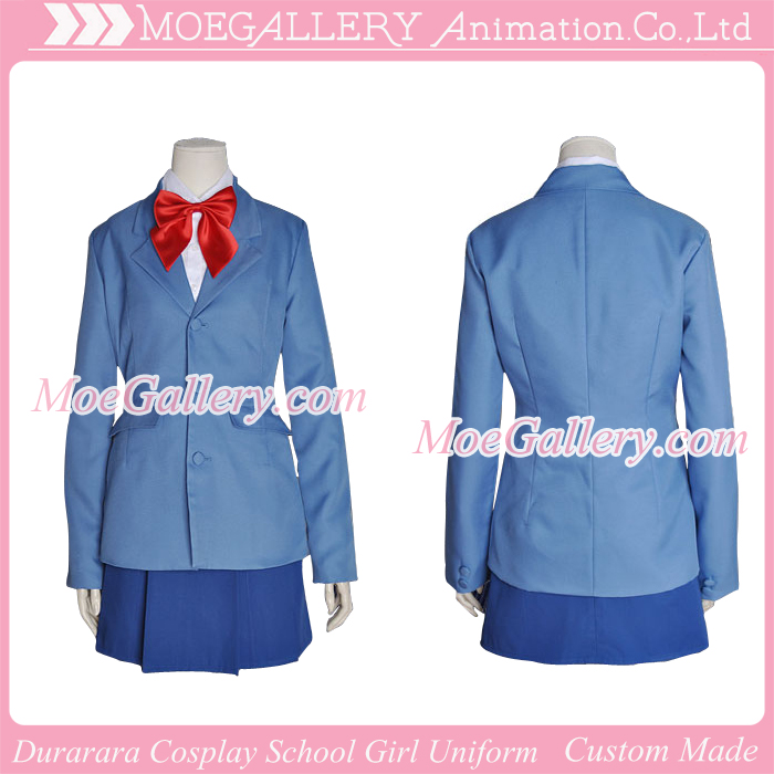 Durarara School Girl Cosplay Uniform
