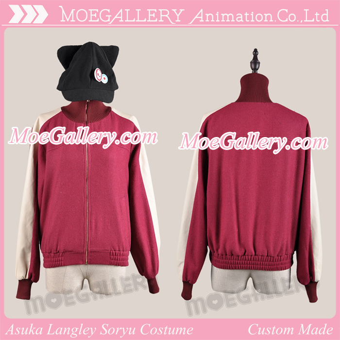 Evangelion: 3.0 You Can (Not) Redo Asuka Langley Soryu Coat