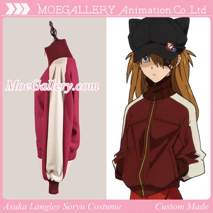 Evangelion: 3.0 You Can (Not) Redo Asuka Langley Soryu Coat