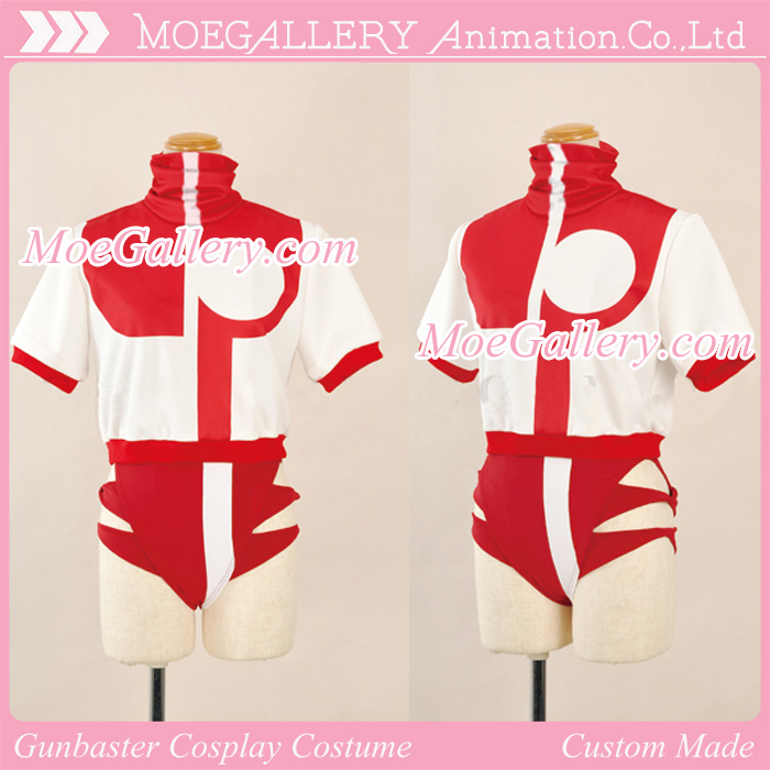 Gunbaster Cosplay Costume