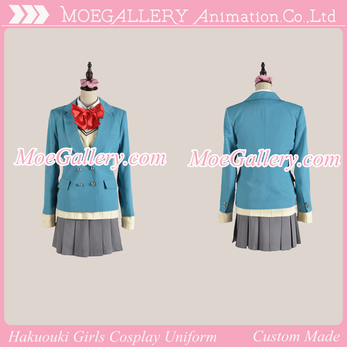 Hakuouki Zuisouroku School Girls Uniform
