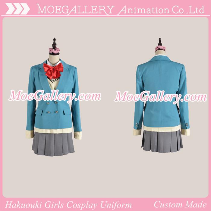 Hakuouki Zuisouroku School Girls Uniform
