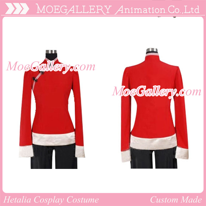 Hetalia China Cosplay Costume