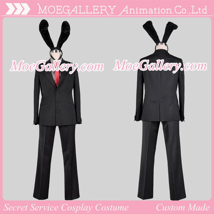 Inu x Boku Secret Service Cosplay Uniform