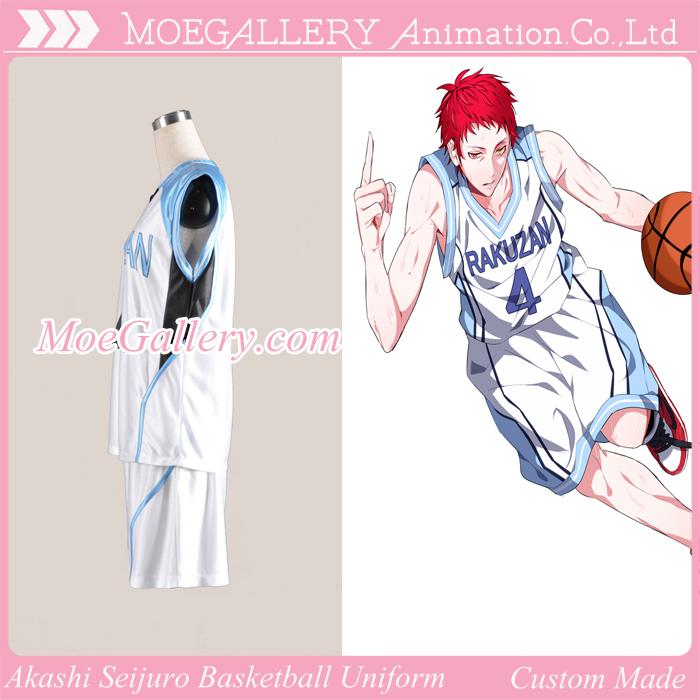 Kuroko no Basuke Akashi Seijuro Basketball Uniform