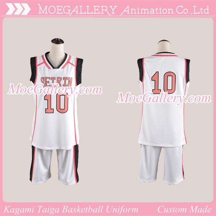 Kuroko no Basuke Kagami Taiga Basketball Uniform Comic