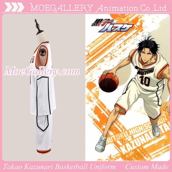 Kuroko no Basuke Takao Kazunari Basketball Uniform