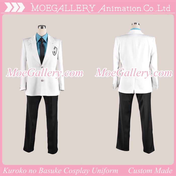Kuroko no Basuke Teikou School Boy Uniform