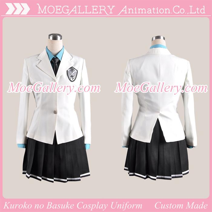 Kuroko no Basuke Teikou School Girl Uniform