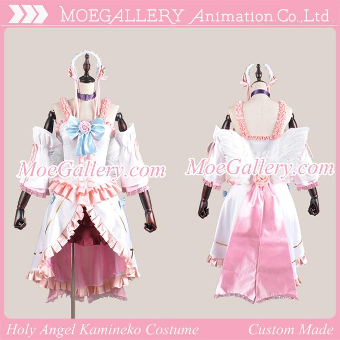 Ore no Imoto Holy Angel Kamineko Cosplay Costume