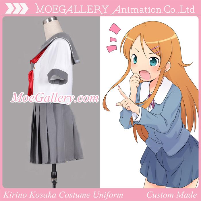 Ore no Imoto Kirino Kosaka Cosplay Costume