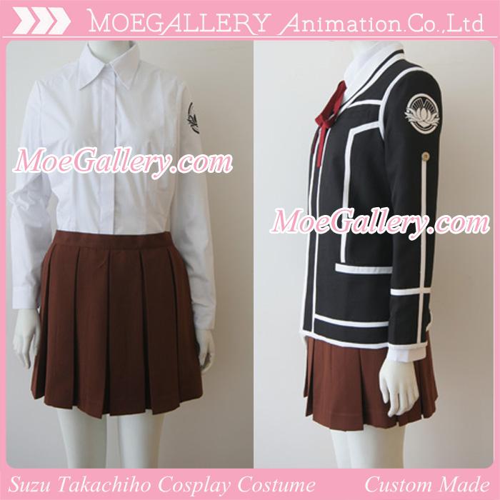 Suzu Takachiho Cosplay Uniform From Hisui No Shizuku