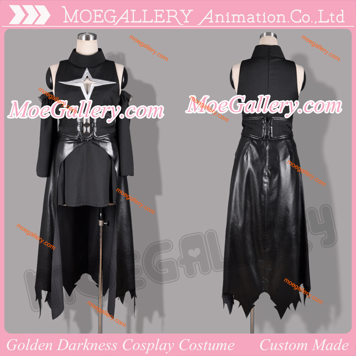 To Love Ru Golden Darkness Cosplay Costume