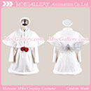 Vocaloid Project 2012 Christmas Hatsune Miku Cosplay Costume