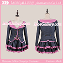 Vocaloid Project DIVA F Hatsune Miku Sweet Devil Cosplay Costume