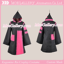 Vocaloid Project DIVA F Kagamine Rin Tokyo Teddy Bear Cosplay Costume
