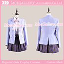 Vocaloid Project DIVA F Megurine Luka Afterschool Cosplay Costume