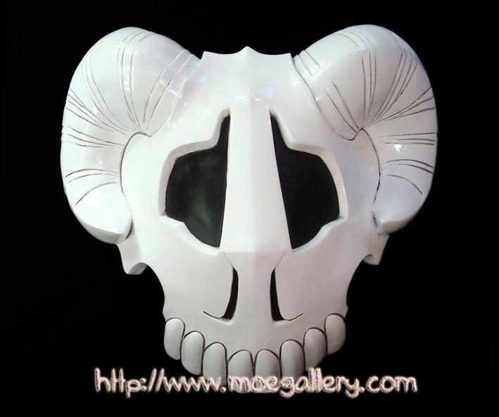 BBleach Neliel Tu Oderschvank Cosplay Mask Props