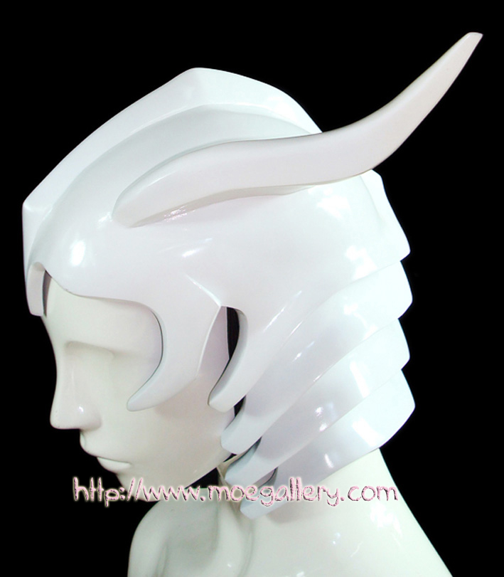 Bleach Ulquiorra Schiffer Cosplay Mask Props