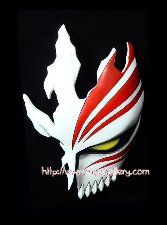 Bleach Kurosaki Ichigo Hollow Cosplay Mask
