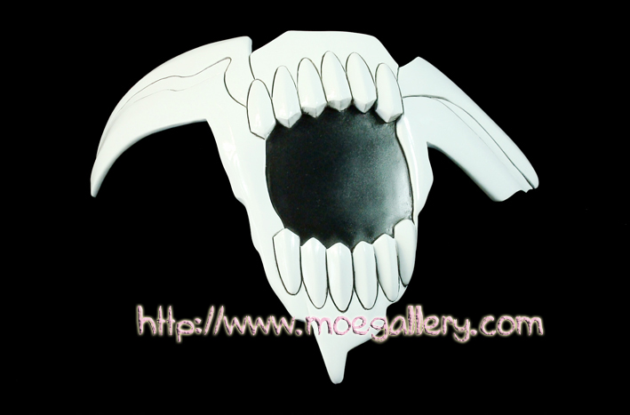 Bleach Quinta Espada No.5 Nnoitra Jiruga Hollow Cosplay Mask