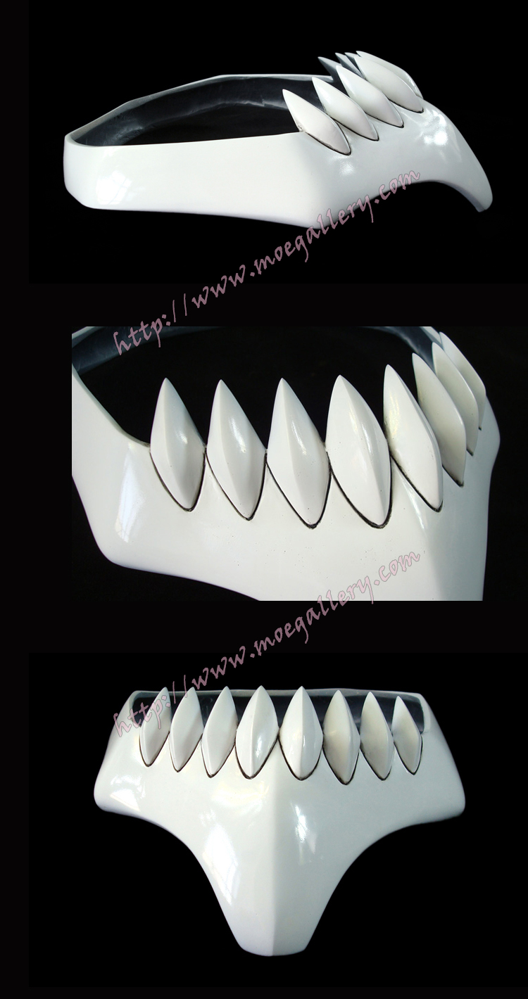Bleach Stark Hollow Cosplay Mask Props