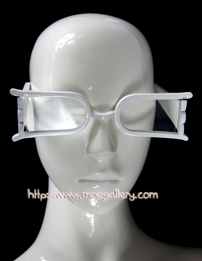 Bleach Szayel Aporro Grantz Hollow Cosplay Glasses Props