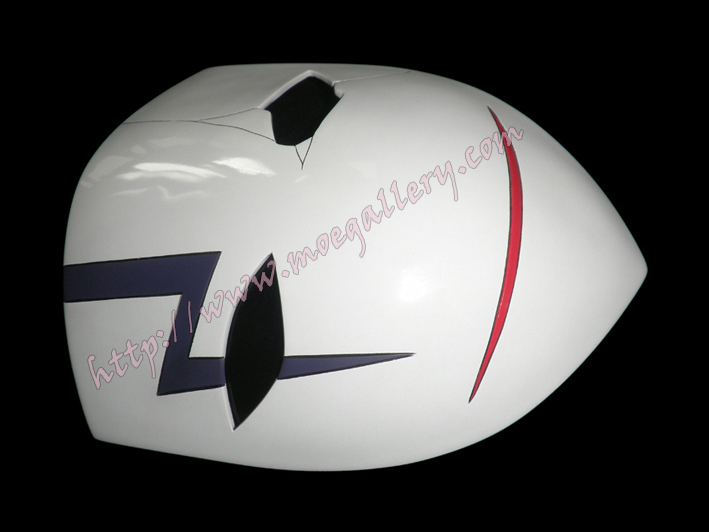 Darker Than Black Hei Lee Cosplay Crack Vizard Mask Props