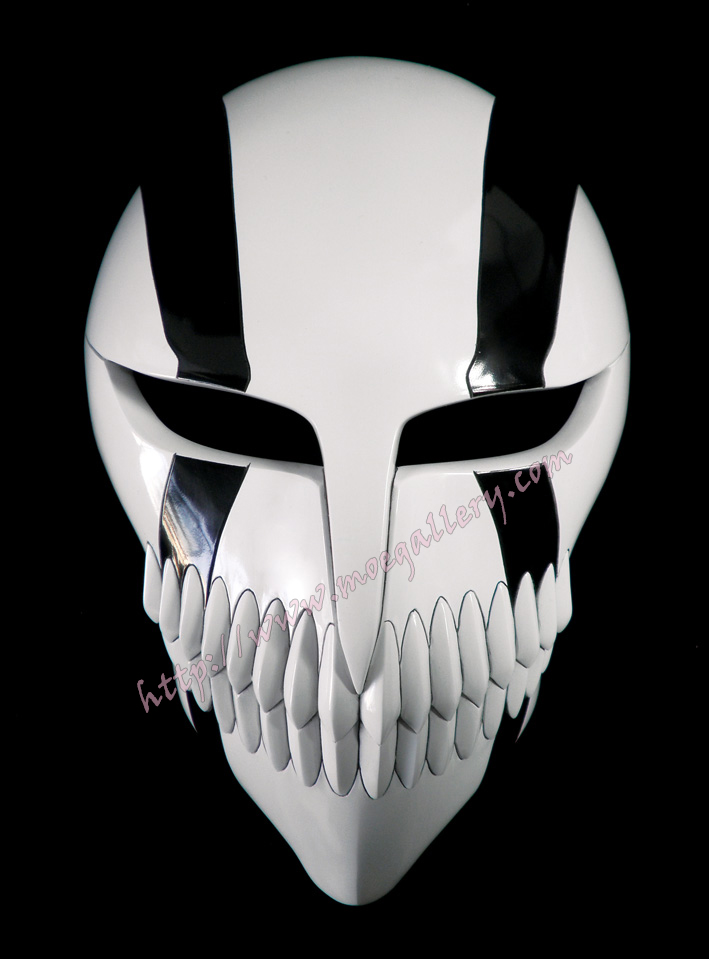 Bleach Ichigo Kurosaki Full Face Hollow Cosplay Mask Props New Version