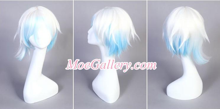 Amnesia Ikki Cosplay Wig