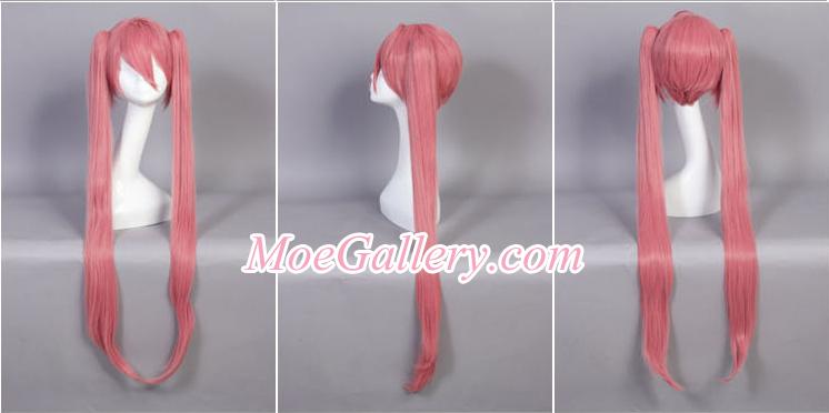 Aria the Scarlet Ammo Aria Holmes Kanzaki Cosplay Wig