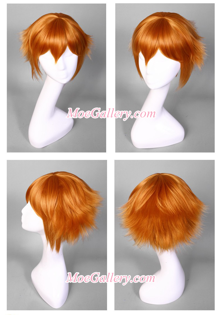 Black Butler Drocell Caines Cosplay Wig