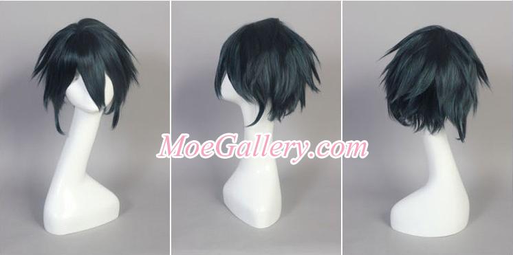 Brave 10 Saizo Kirigakure Cosplay Wig