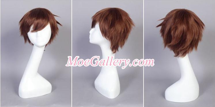Brave 10 Sasuke Sarutobi Cosplay Wig