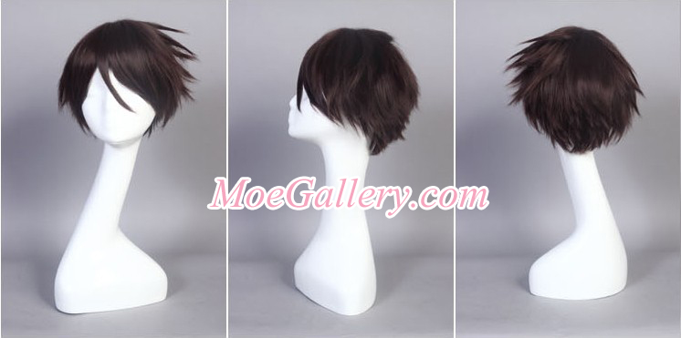 Brave 10 Yukimura Sanada Cosplay Wig