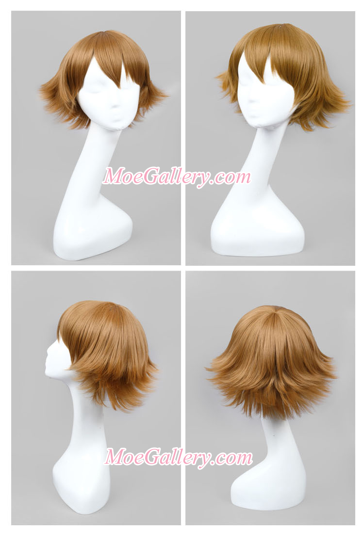 Danganronpa Chihiro Fujisaki Cosplay Wig