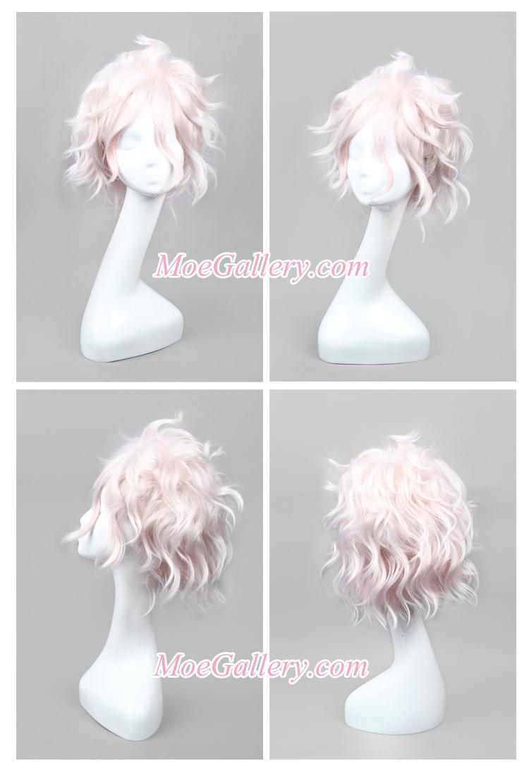 Danganronpa Nagito Komaeda Cosplay Wig