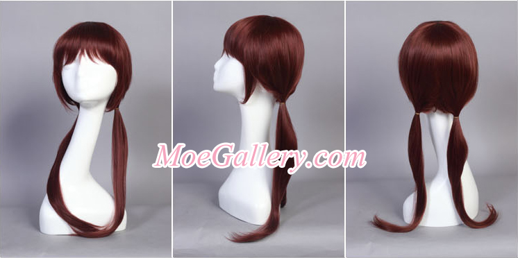 EVA Makinami Mari Illustrious Cosplay Wig