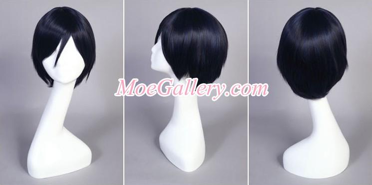 Hakuoki Hajime Saito Short Cosplay Wig