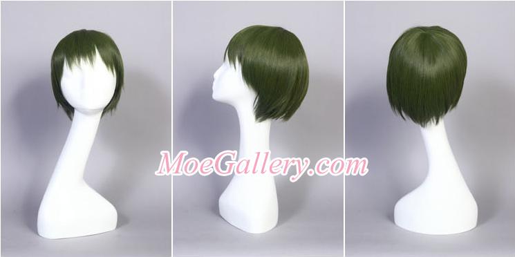 Kuroko no Basuke Midorima Shintarou Cosplay Wig