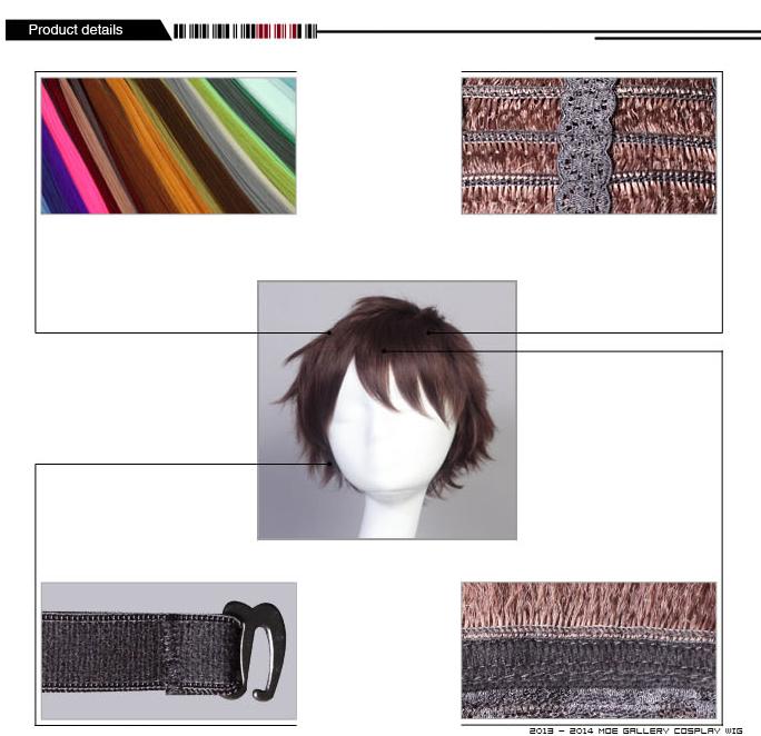 Moegallery Cosplay Wig Details