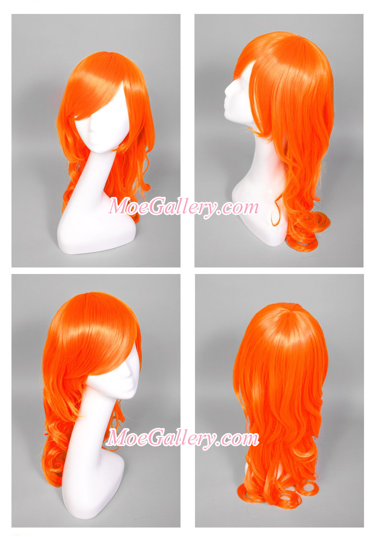 One Piece Nami 2 Years Later Cosplay Wig